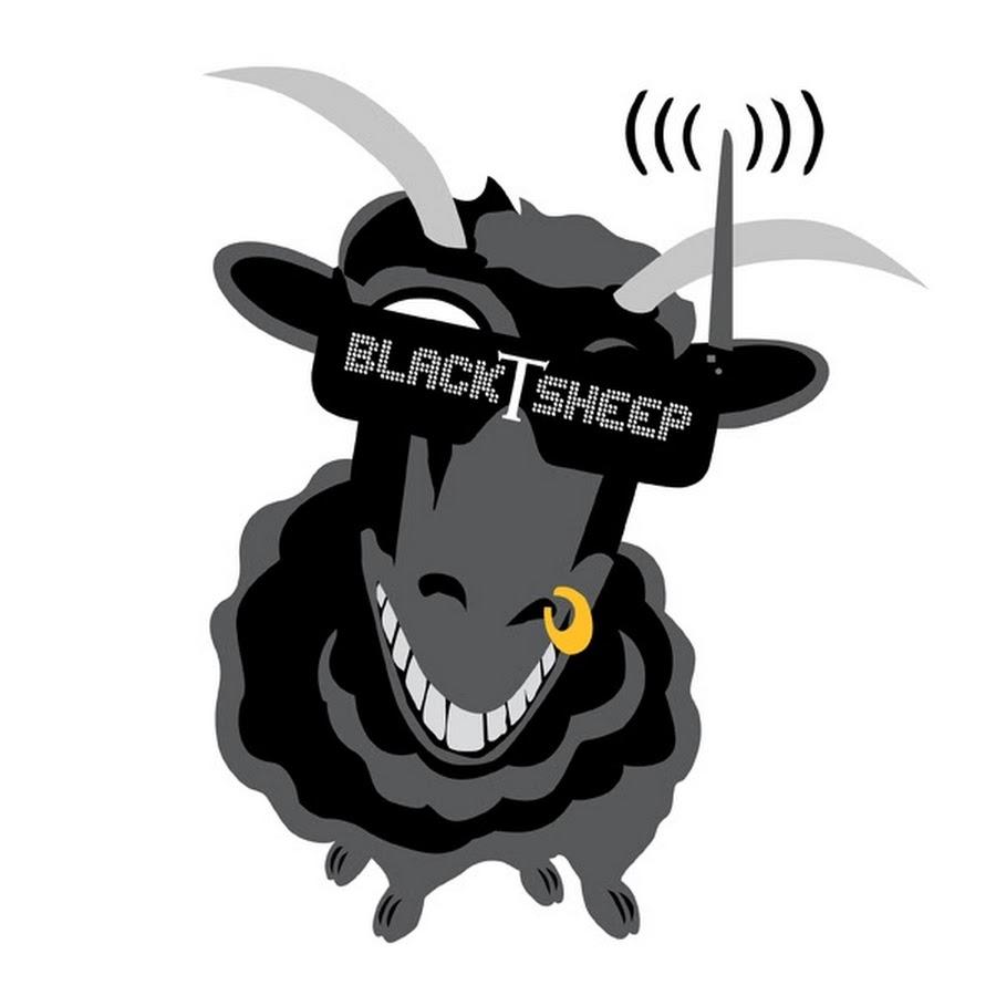 Black Sheep Logo for Pinterest