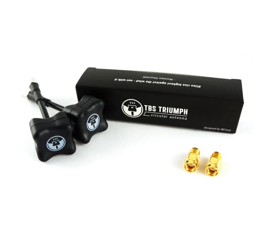 tbs triumph 5 8ghz antenne sma 1 st ck. Black Bedroom Furniture Sets. Home Design Ideas