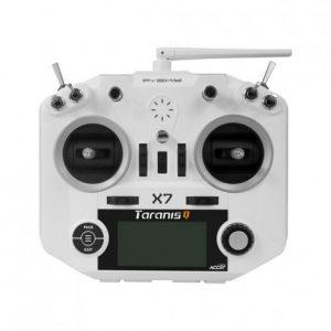 FrSky Taranis Q X7 Weiss DroneFactory.ch