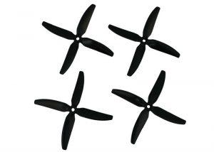 HQProp DP5x4x4 V1S Black DroneFactory.ch